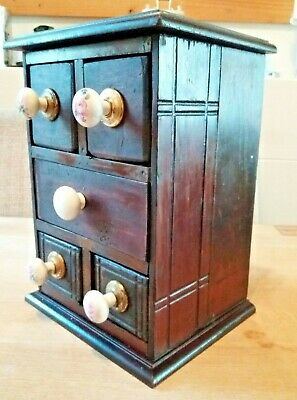 Small chest of Drawers repurpose