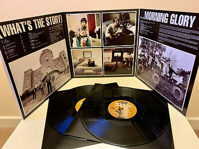 Oasis (Whats The Story) Morning Glory Remastered - Double Vinyl