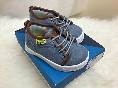 Original Penguin Toddler Boys Theo Casual Sneakers from Finish Line size10 Brown