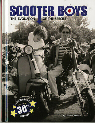 SCOOTER BOYS - The evolution of the SPecies