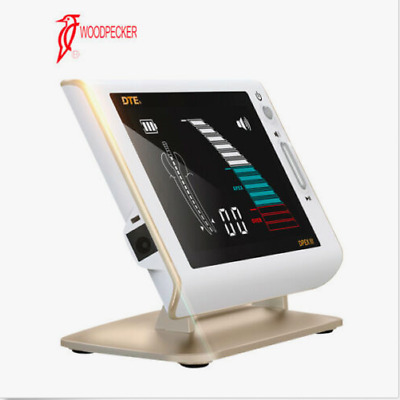 Dental endodontic apex locator  root canal Woodpecker -DTE LCD Dpex III gold