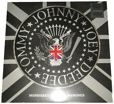 RAMONES LP Morrissey Curates The Vinyl 2014 Black Friday RECORD STORE DAY Sealed