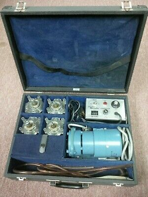 Cole-Parmer Masterflex Peristaltic Pump Motor with Solid State Speed Controller
