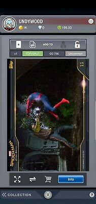 Topps Marvel Collect Spider-Man: Homecoming Box 2019 Movie Still 11