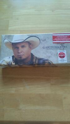 Garth Brooks The Ultimate Collection 10 Disc CD Box Set Factory Sealed FREE SHIP
