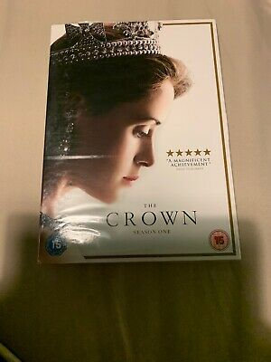 The Crown: Season One (DVD, 2017) New & Sealed