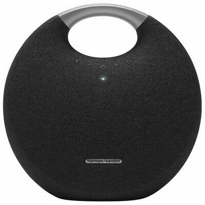 Harman Kardon Onyx Studio 5 Wireless Portable Bluetooth Speaker-Black-Mint