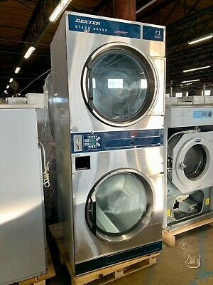 Dexter C-Series T30x2 Express Stack Dryer, Used