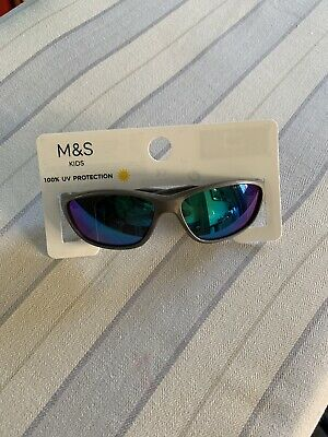 Boys Marks And Spencer Sport Style Sunglasses