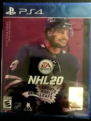 NEW    NHL 20 (Playstation 4 PS4) Brand New Factory Sealed