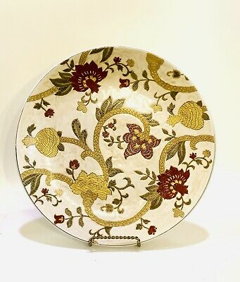 Vintage ASIAN ORIENTAL Accents Biltmore Estates Platter Plate 13 3/4 Inches