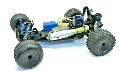 Team Associated RC10GT NITRO DS Motor Mount Chassis 7625
