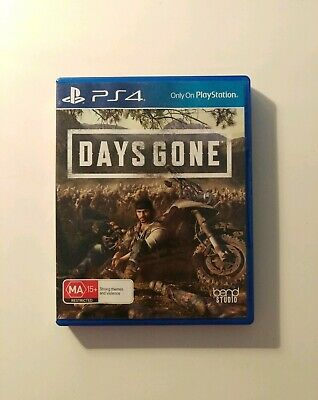 Days Gone PS4 Game, As New!