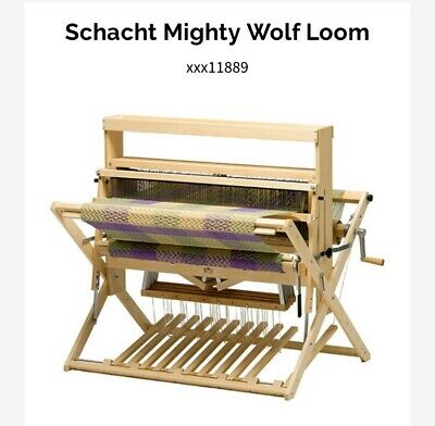 Schacht Mighty Wolf Loom 4N4L