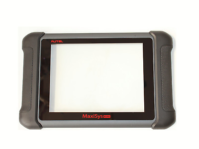 Autel MaxiSys MS906 Touch Screen Digitizer Replacement with Front Housing Frame