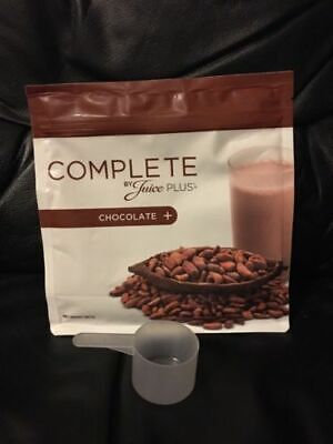 New Juice Plus Chocolate Shakes Weight Loss 562.5G Bags With Scoop 12/2019