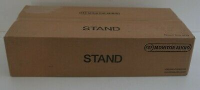 Monitor Audio Studio Speaker Stands Pair White New