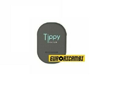 Digicom Tippy On Board Cuscino da Sicurezza Bluetooth per Seggiolino - Grigio-