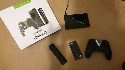Nvidia Shield 4K HDR Android TV