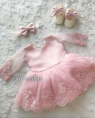 Regal Couture Baby Girls Childrens Dress