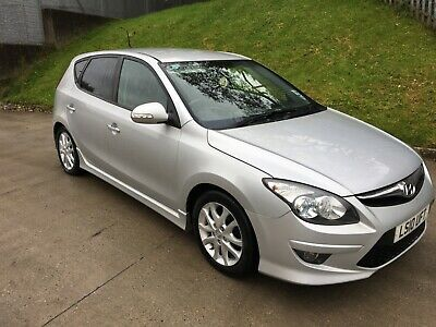 2010 Hyundai I30 Edition 1.4 Petrol 5 Door Spares Or Repair Starts & Drives