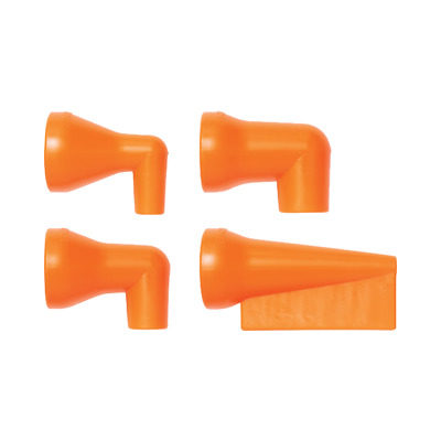 "1/2"" x 90° (4) Nozzles Kit for 1/2"" Loc-Line® USA Hose System #51832"