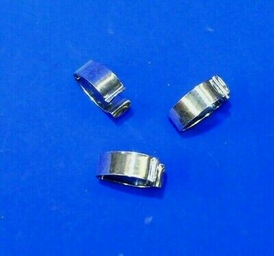Raleigh Grifter Cable Clips - Superb New Old Stock - Set Of Three - Part Rmm 208