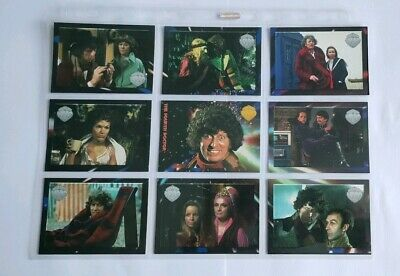 Rare Doctor Who Trading Cards Series 4 The 4Th Doctor