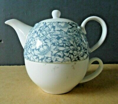 One Cup Teapot with Cup