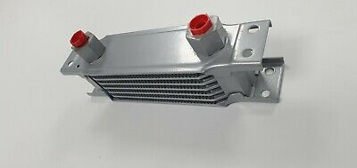 Performance Oil Cooler 7 Row - 210mm, 1/8BSP, kit car- Silver, Mocal, Universal
