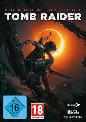 Shadow Of The Tomb Raider [Pc]