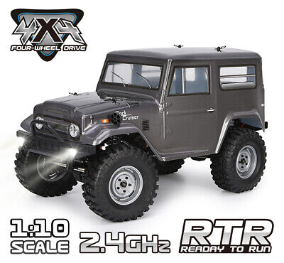RGT RC Crawlers 1/10 Scale 4wd Off Road RC Car Off-Road Truck RTR a6