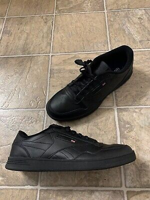 Reebok Club MEMT Wide 4E Men's Shoes Size 13 Black/ Solid Grey V68166