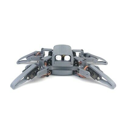 Four-Legged Spider Robot Mg90S Kit Maker Education WIFI Can Phone Control W8I1