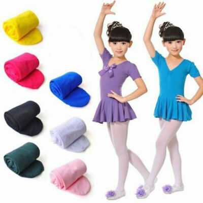 Baby Tights Students Kids Childrens girls Dance Socks ballet Tights Pantyhose