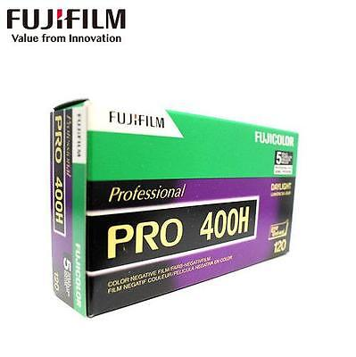 Fujifilm FUJI Fujicolor PRO 400H Daylight 400 ISO 120 Color Negative Film