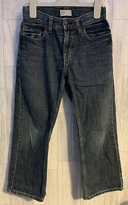 Boys Age 7 (6-7 Years) Gap Straight Fit Jeans