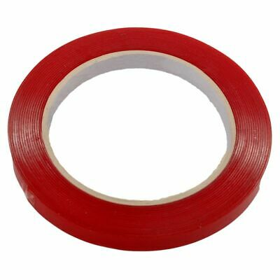 Car Double Sided Adhesive Foam Tape 10m*10mm Heat Resistant Clear Acrylic R L5G3