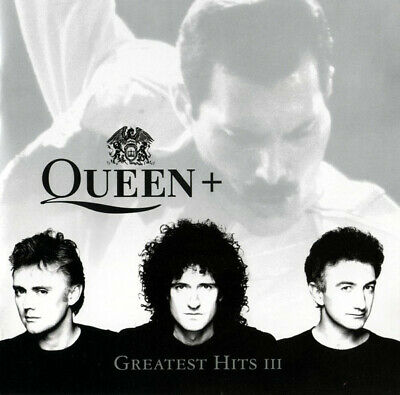 Queen - Greatest Hits III  1999 Parlophone CD(Thank God It's Christmas)