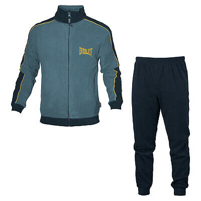 Tuta / Pigiama Homewear Uomo EVERLAST Pile Full Zip Art.31089