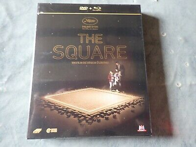 Combo Blu Ray+ Dvd The Square Neuf Sous Blister