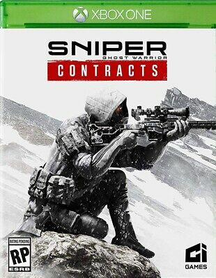 Sniper Ghost Warrior Contracts Xbox One No Cd No Key