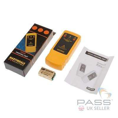 Martindale PD240 pocket Sized Proving Unit for use with Voltage Indicators