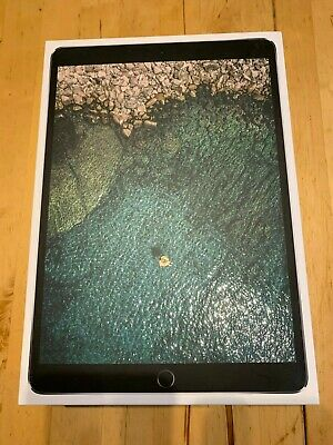 Apple iPad Pro 10.5 Inch 512GB Wi-Fi BOX ONLY [Space Grey] excellent condition