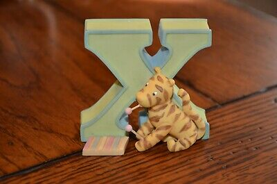 Disney Classic Winnie the pooh Alphabet Letter X Michael and Co