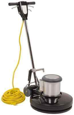 "PRO-SOURCE 20"" Cleaning Width, Electric Floor Burnisher 1.5 hp, 175 RPM"