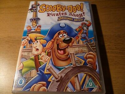 Scooby Doo Pirates Ahoy DVD (VG)