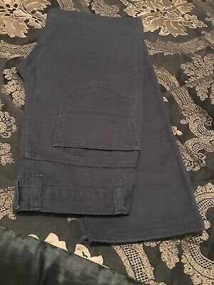 mens / boys denim and co black jeans w28  L32