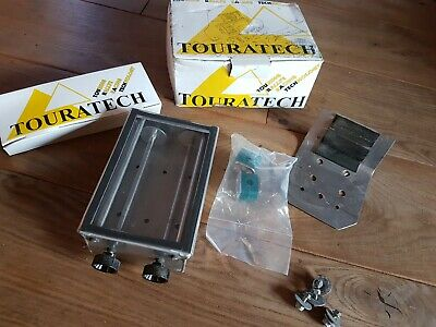 Touratech Roadbook Halter manuell Enduro Aluminium