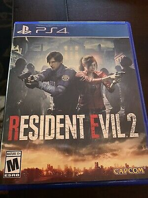 Resident Evil 2 -- Standard Edition (Sony PlayStation 4, 2019)